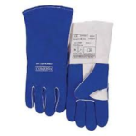 Weldas Blue Com-fit Gloves
