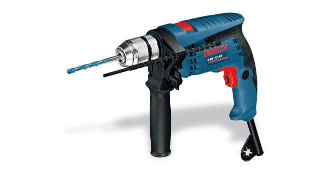 bosch gsb 13 re impact drill gasweld. Black Bedroom Furniture Sets. Home Design Ideas