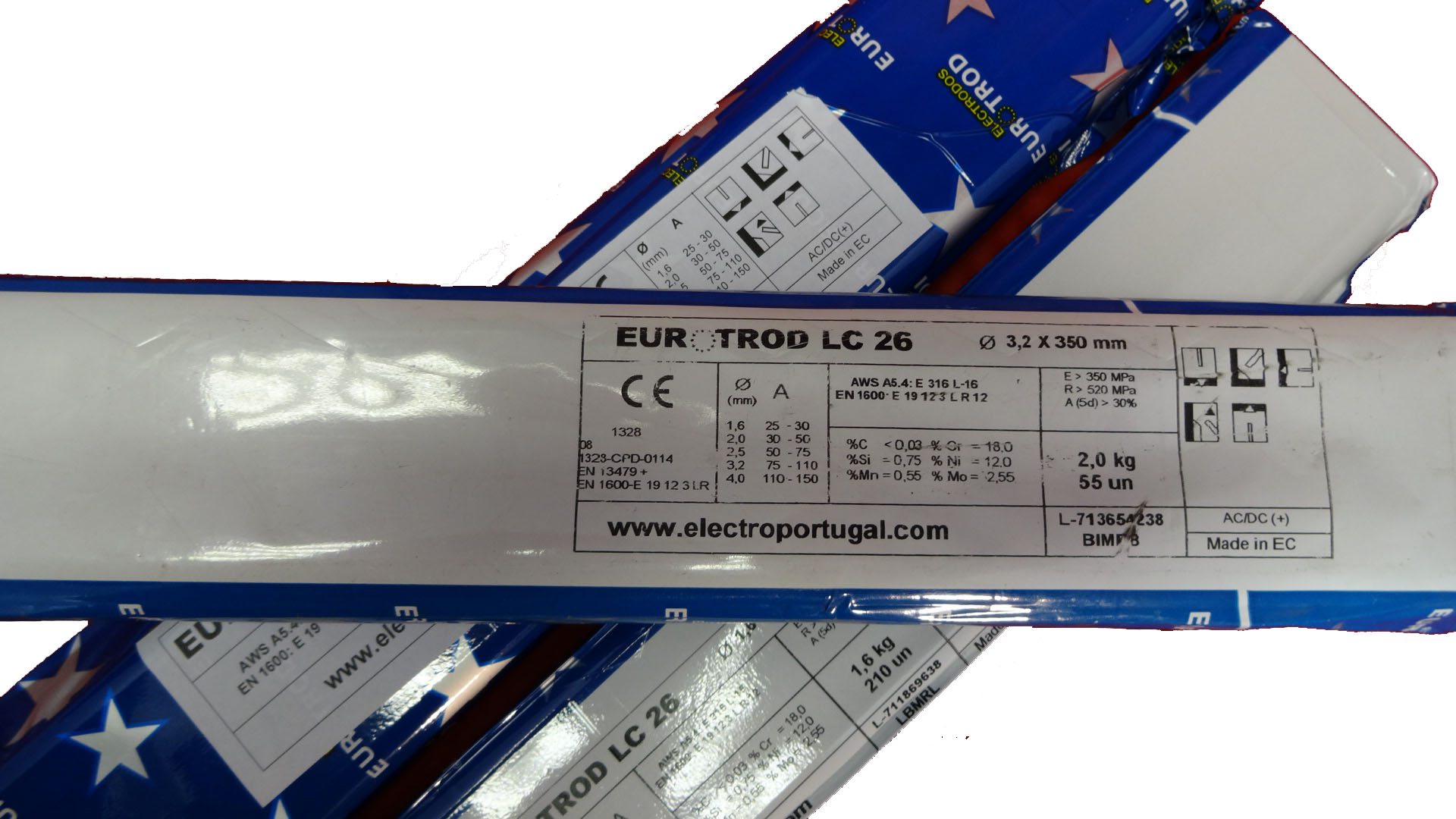 Stainless Steel Electrodes 316L