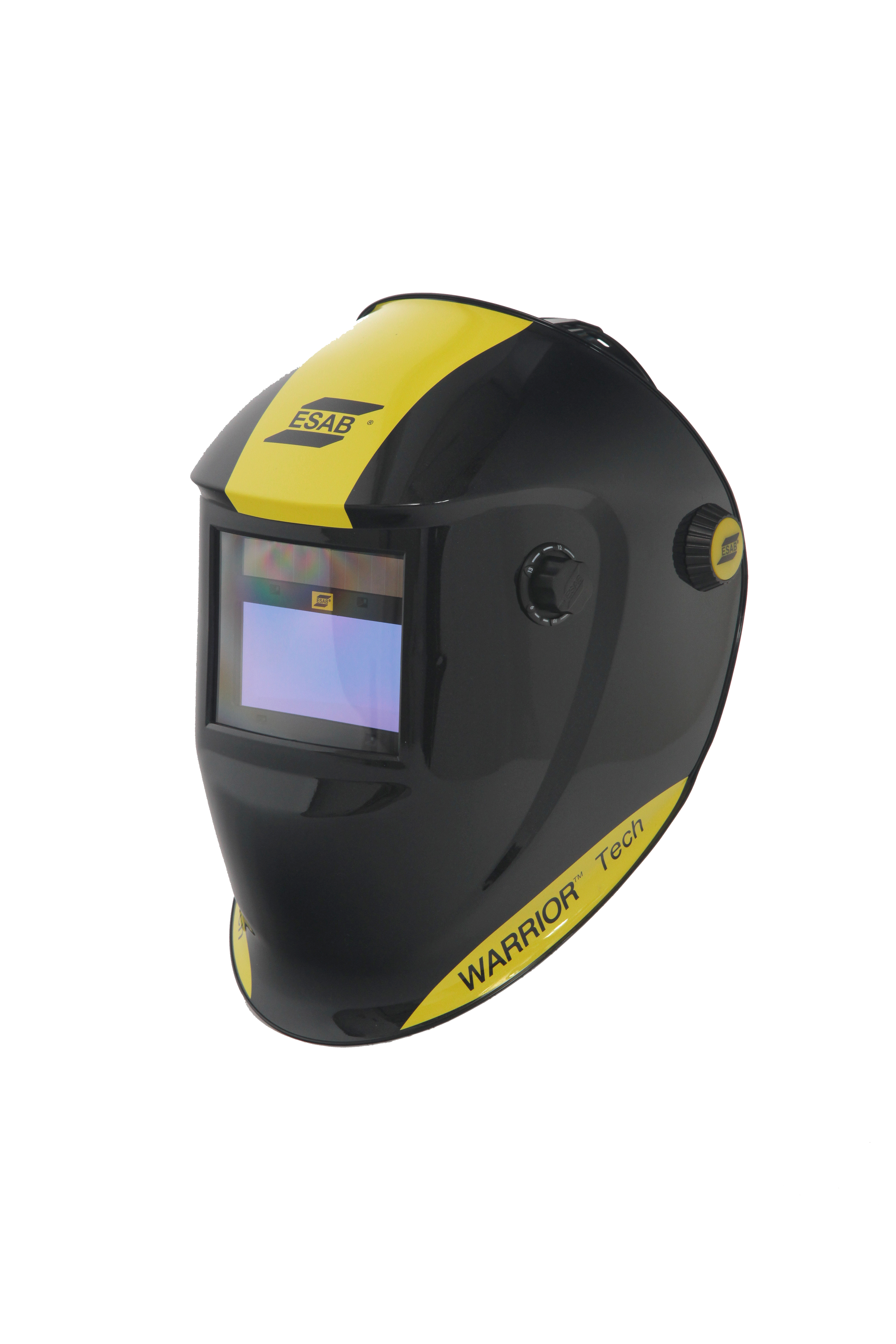 esab warrior head shield