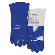 Weldas Blue Com-fit Gloves