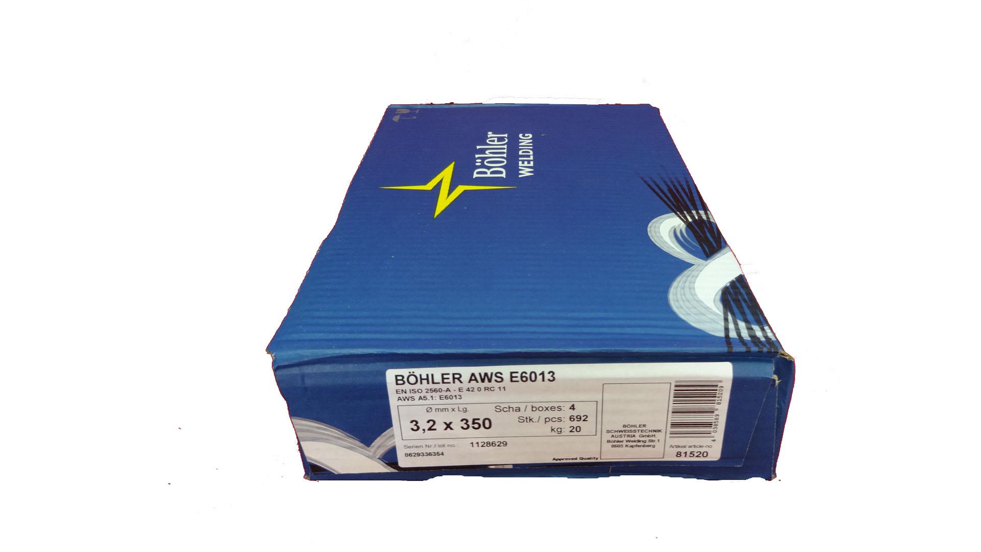 Mild Steel Electrodes (6013)