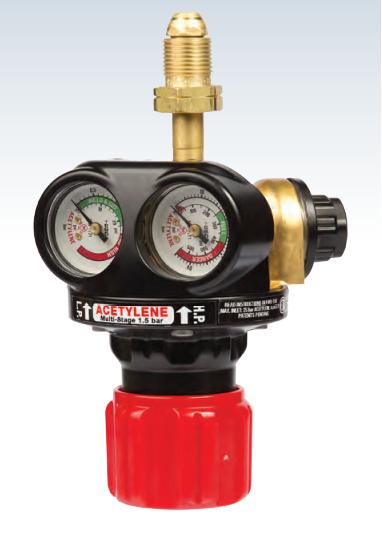 Acetylene-Regulator-4-Series