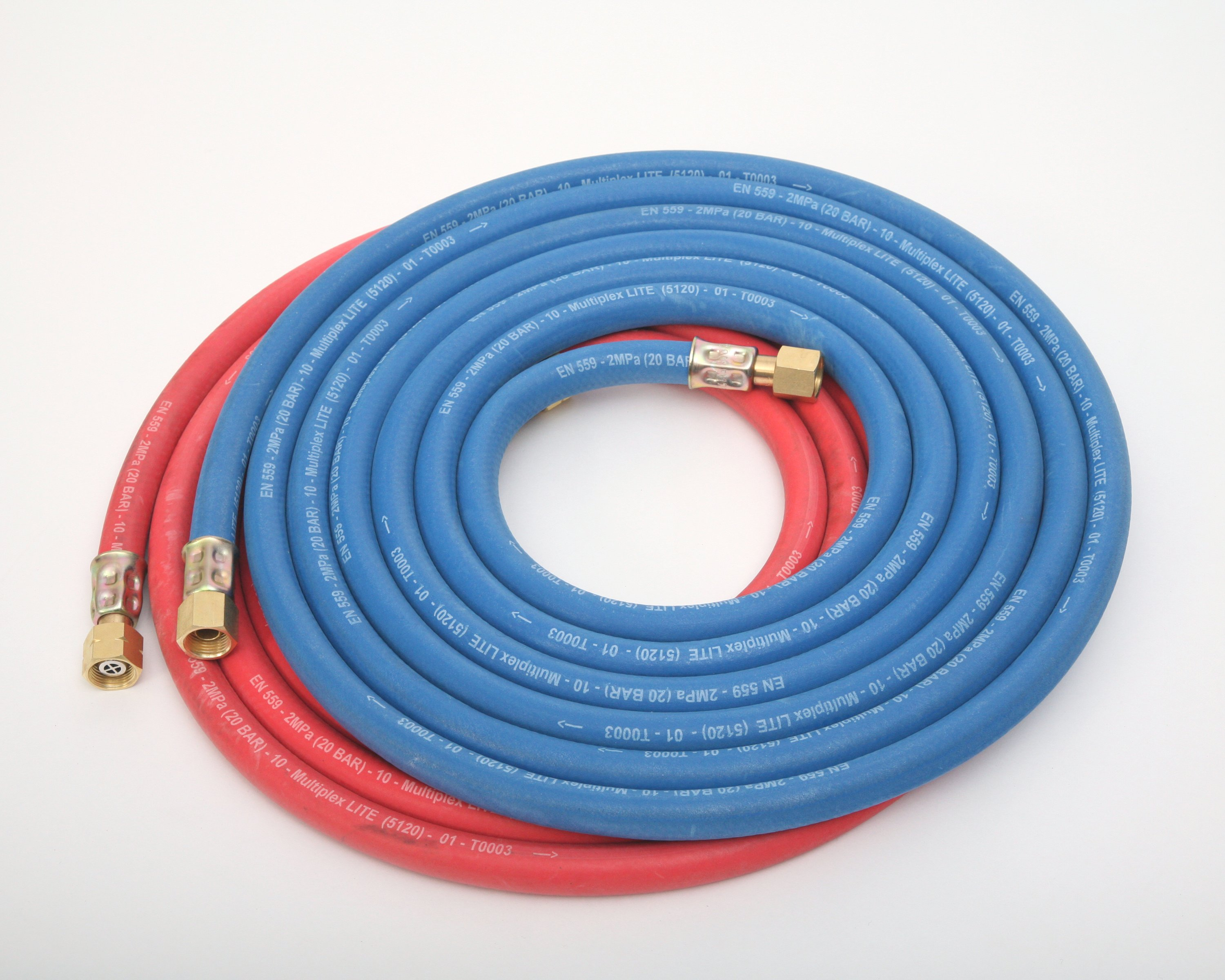 Gas Hose Sets and Fittings