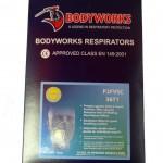 bodyworks respirators
