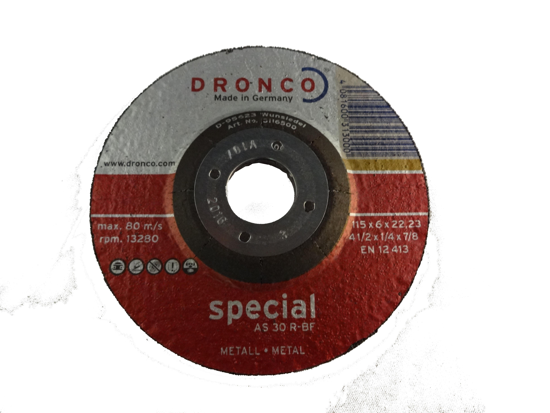 dronco 115×6 disc