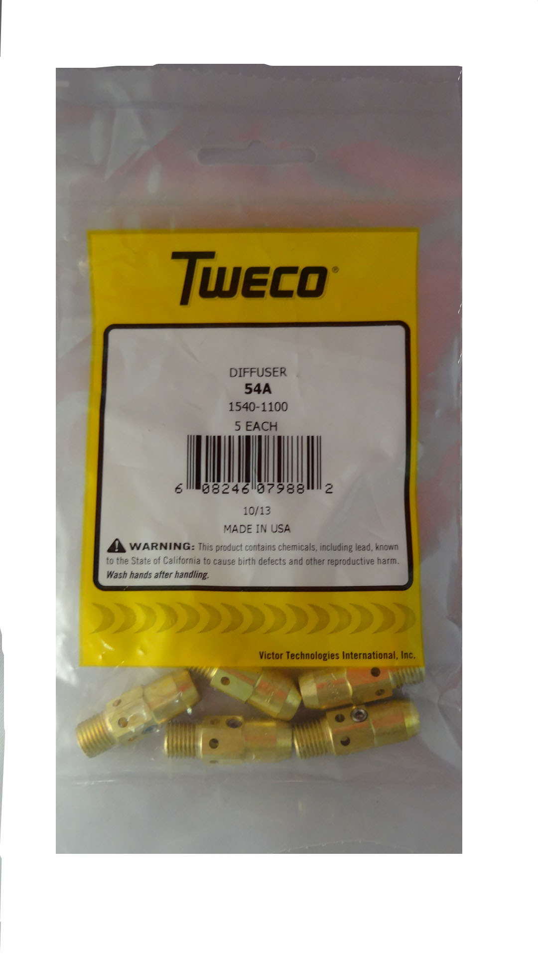 tweco dissusers 54a