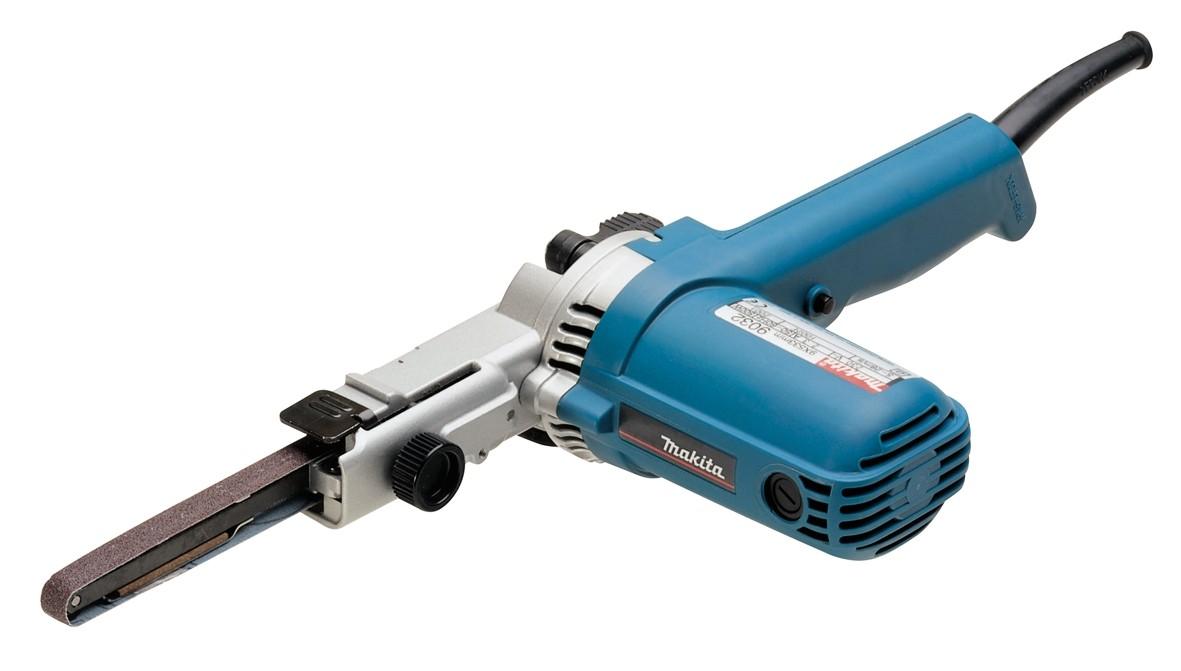 Die Electric Sander ~ Makita belt sander v gasweld