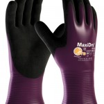MaxiDry Gloves (Oil Repellant)