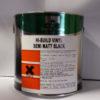 Hi-Build Semi Matt: Black