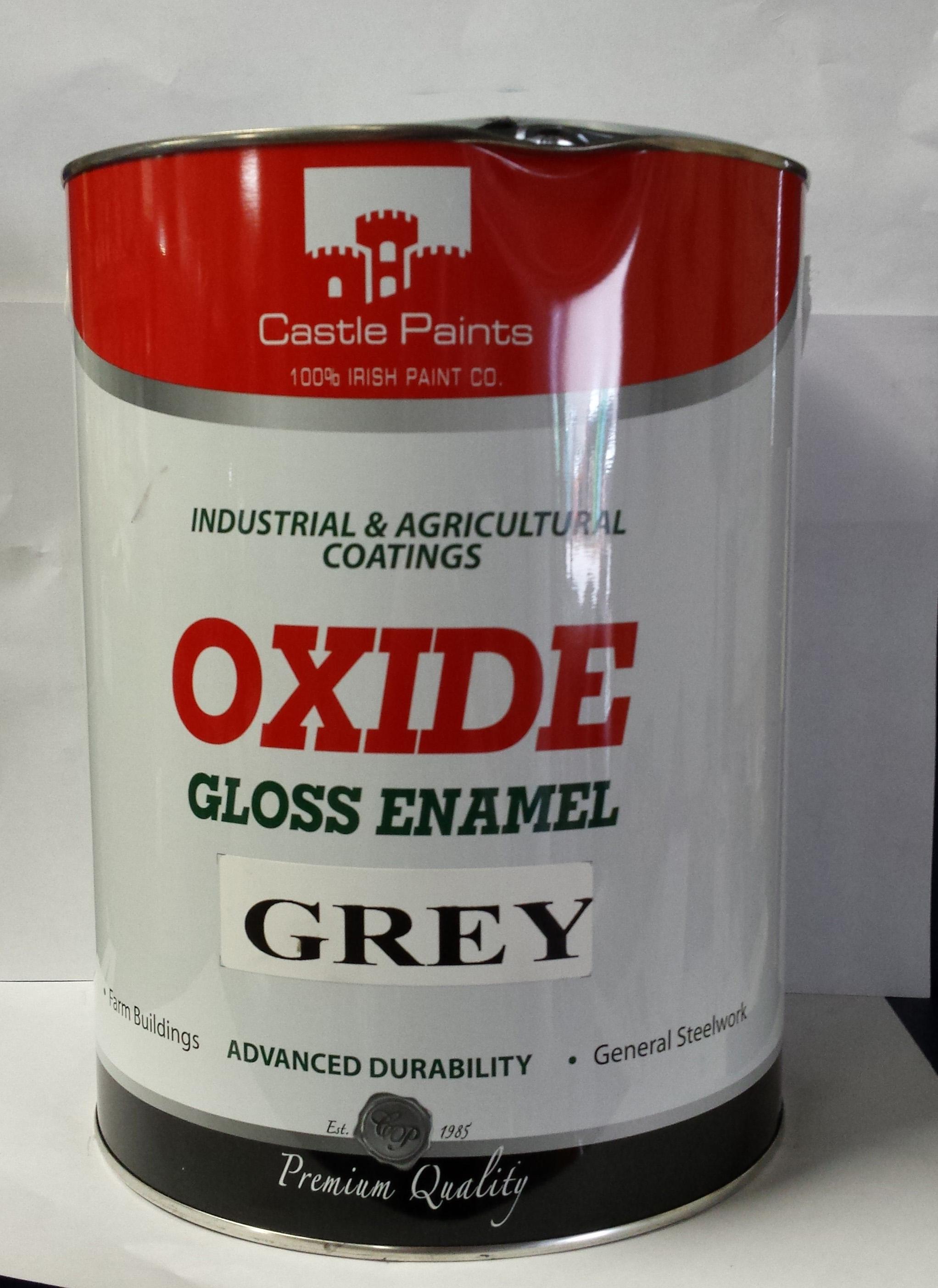 Oxide Gloss Enamel Gasweld