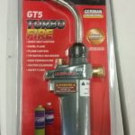 Superfire Auto Turbo Plumbers Torch for Mapp Gas