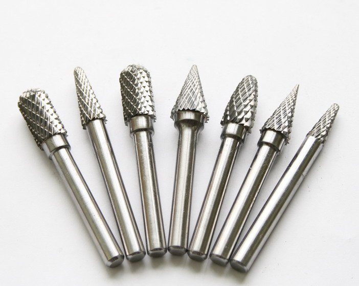 Tungsten Carbide Burrs Gasweld
