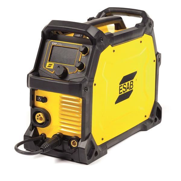Esab Rebel Series 215ic Multi Process Welder