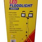 Safeline LED Floodlight 110v