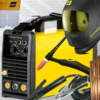 Esab Buddy Tig Welder + Sentinel Headshield Bundle