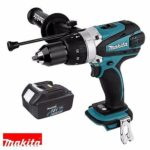 Makita-DHP458Z-DHP458-18v-Compact-Combi-Hammer-Drill