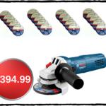 disc grinder bundle