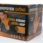 Gripster Skins Gloves Box of 10