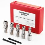 Rotabroach 7 Piece Metric Short Cutter Kit RAPK2000 14mm - 22mm