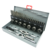 Threading Cutting Tools 32 pce Tap and Die Set