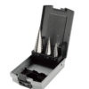 Step Drill Bits 3 Piece Sets (Great Value)