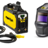 Esab Rogue Arc Welder + Savage Headshield Bundle Deal